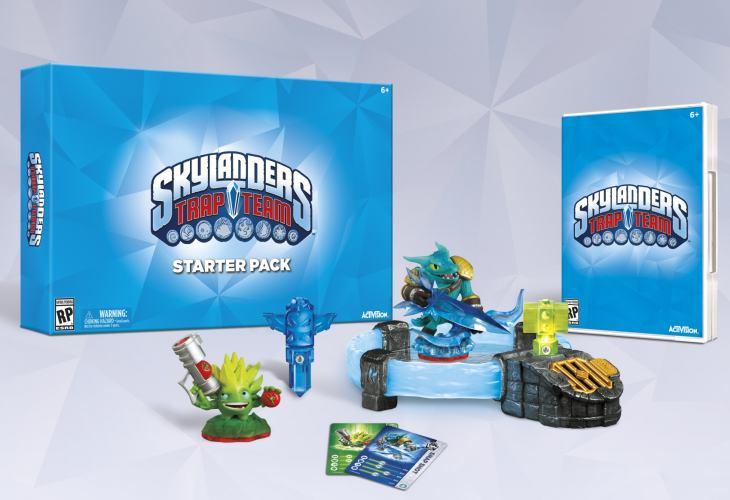 Skylanders Trap Team Starter Pack UK price roundup
