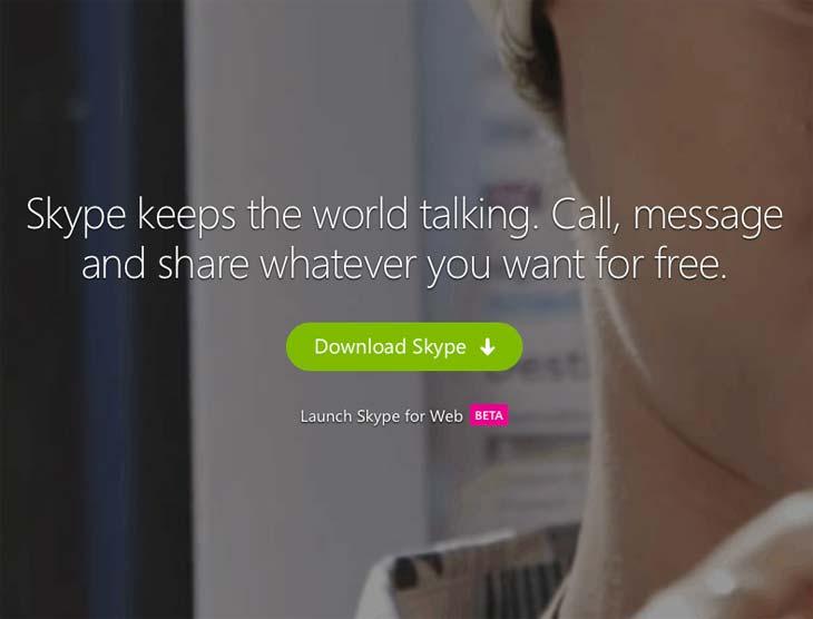 Skype-Web-app-outage