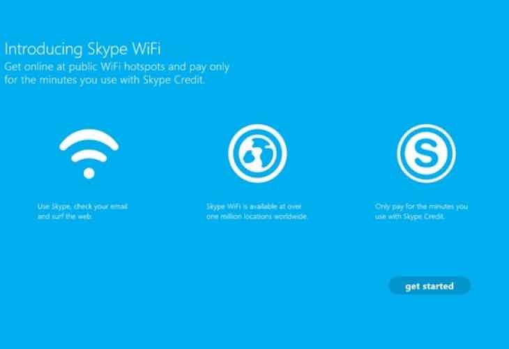 Skype WiFi down but not out