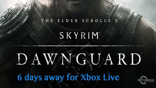 Skyrim Dawnguard in less than 144 hours