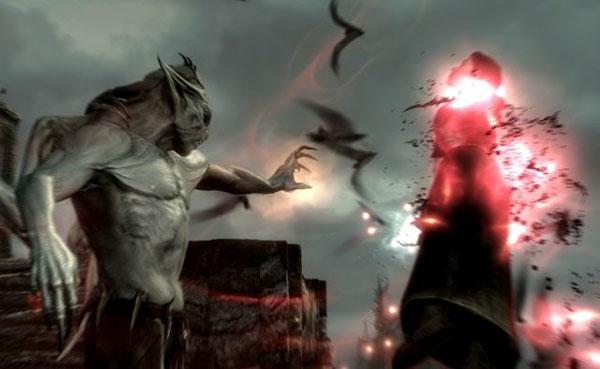 Skyrim Dawnguard: DLC file size woes (Now Live)