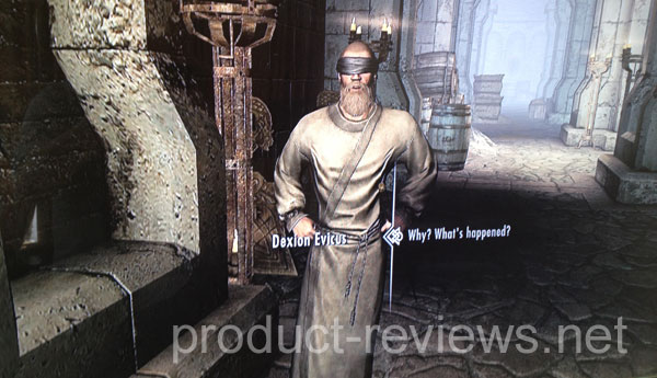 Skyrim Dawnguard: Seeking Disclosure quest