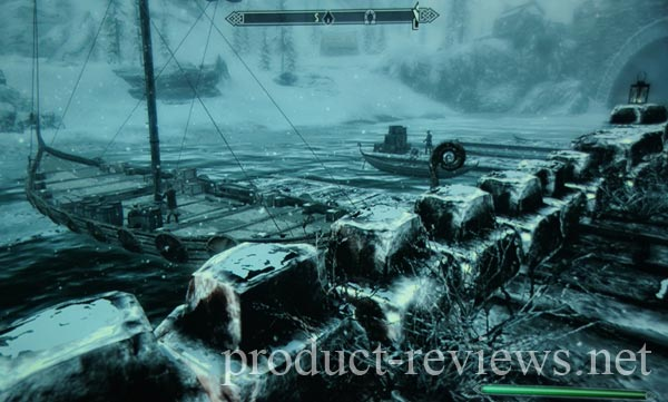 Skyrim-Dragonborn-DLC-windhelm-docks