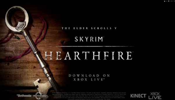 Skyrim Hearthfire in 7 days, Dawnguard PS3 MIA