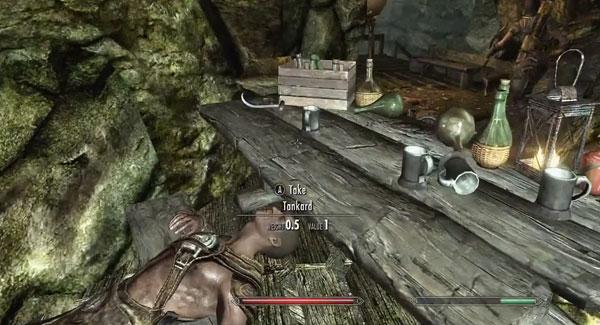 Skyrim quest walkthrough: Forbidden Legend