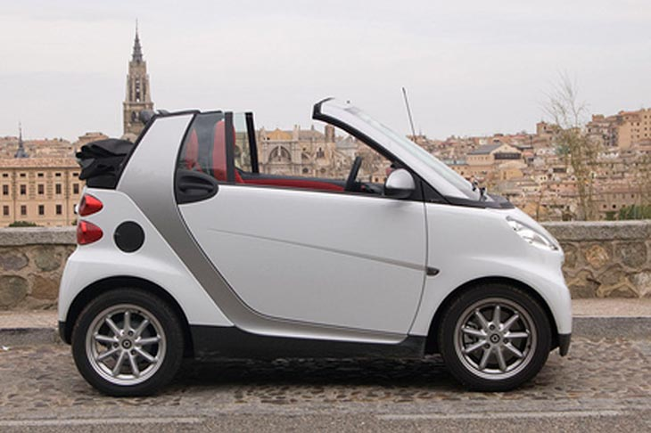 Smart Fortwo Vs Scion Iq The Tiny Car Business Is Growing