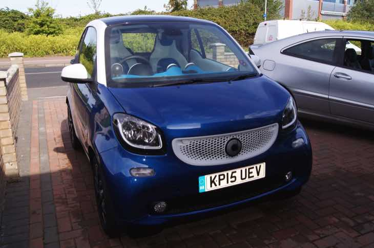 Smart Fortwo Proxy review 1