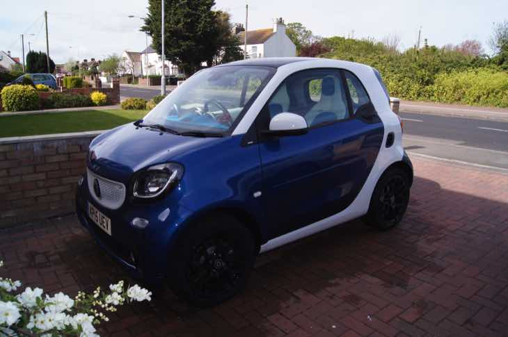 Smart Fortwo Proxy review 2