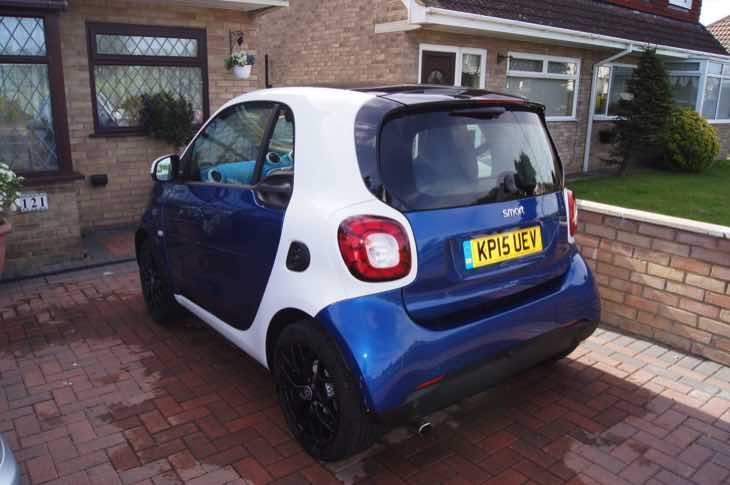 Smart Fortwo Proxy review 3
