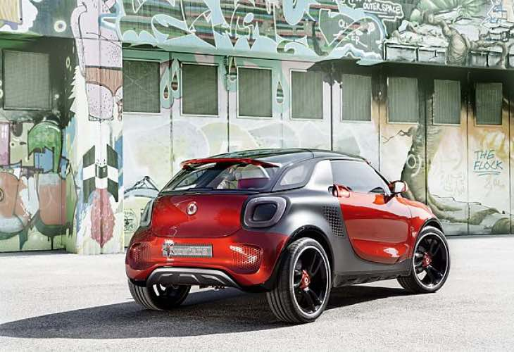 Smart SUV launch not imminent