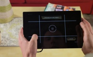 Smart Terrain innovates with Xperia Tablet Z and 3D camera