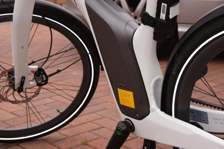 Smart eBike review, the electric bike practicalities 10