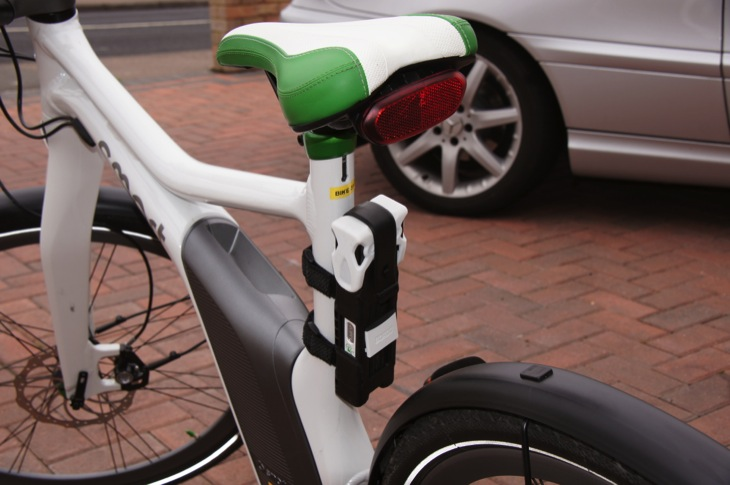 Smart eBike review, the electric bike practicalities 12