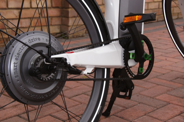 Smart eBike review, the electric bike practicalities 13