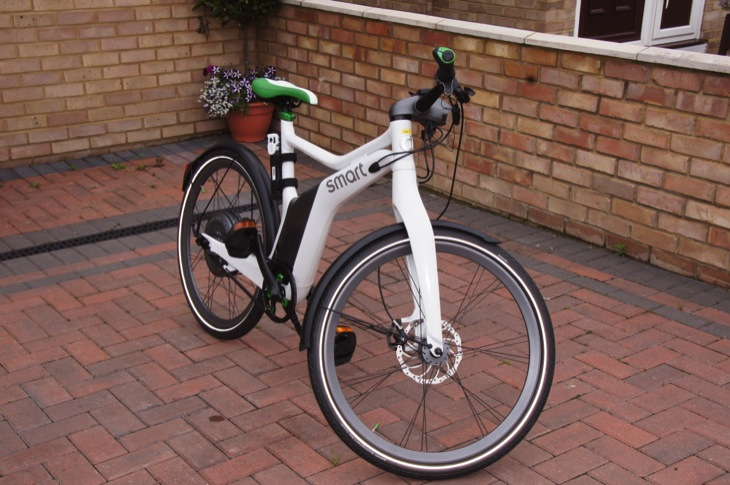 Smart eBike review, the electric bike practicalities 2