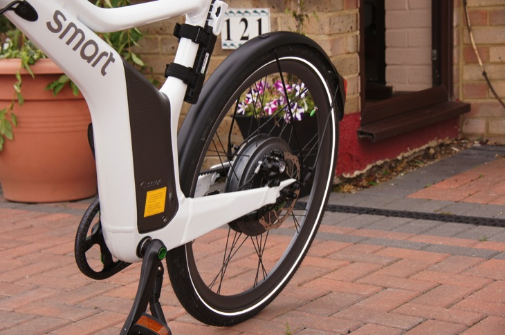 Smart eBike review, the electric bike practicalities 3