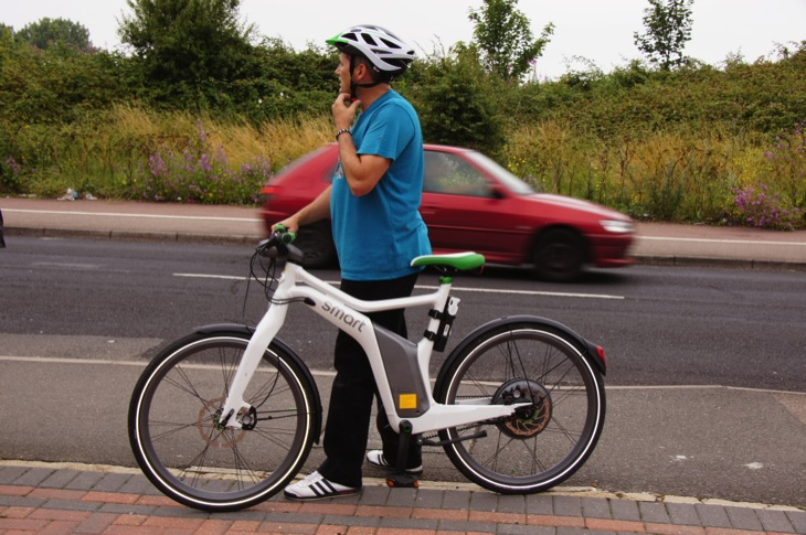 Smart eBike review, the electric bike practicalities 32