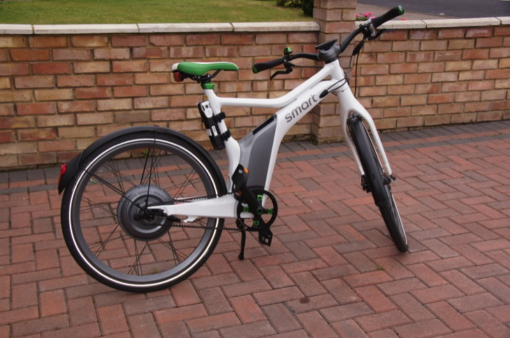 Smart eBike review, the electric bike practicalities 4