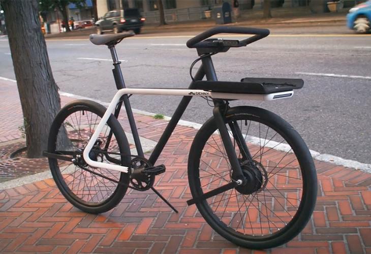 Smart eBike successor seen in Denny electric bike