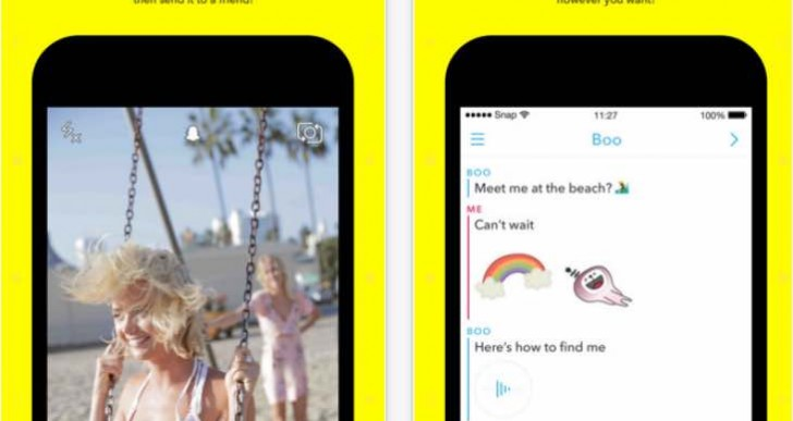Snapchat 3D Stickers live for iOS with 9.28.0.0 update