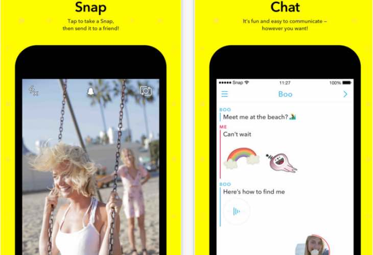 Snapchat 3D Stickers live for iOS