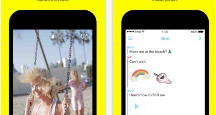 Snapchat 9.27.0.0 update introduces Chat 2.0