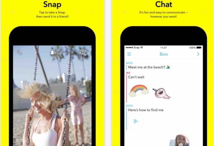 Snapchat 9.27.0.0 update
