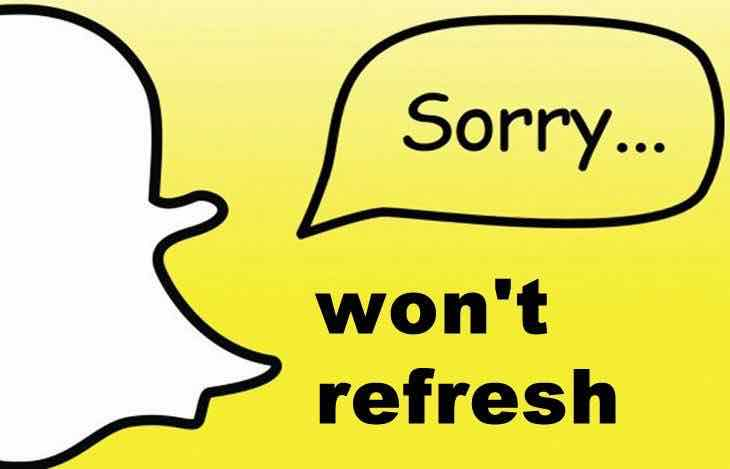 Snapchat down on June 29