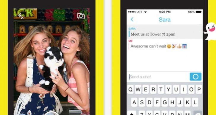 Snapchat fix update hits iOS before Android