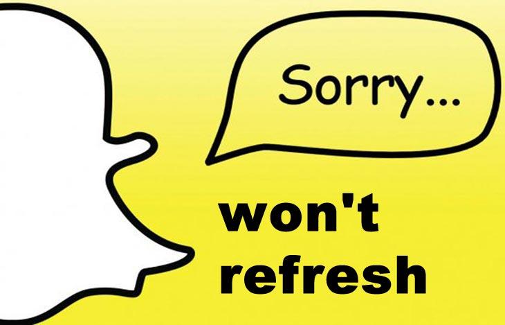 Snapchat-wont-refresh