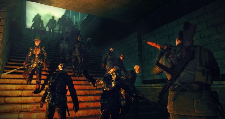 Sniper Elite offers COD Zombies alternative