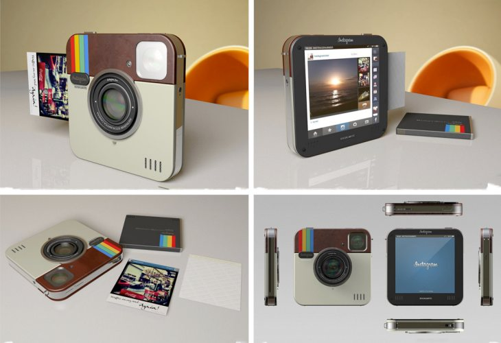 Socialmatic vs. GALAXY Camera for Instagram users