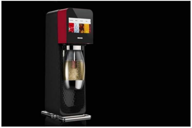 SodaStream MIX solves limitations, but price a concern