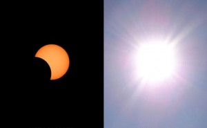 Solar eclipse glasses for March 20 safety