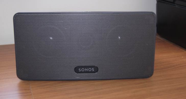 Sonos Play:3 review, still relevant in 2015