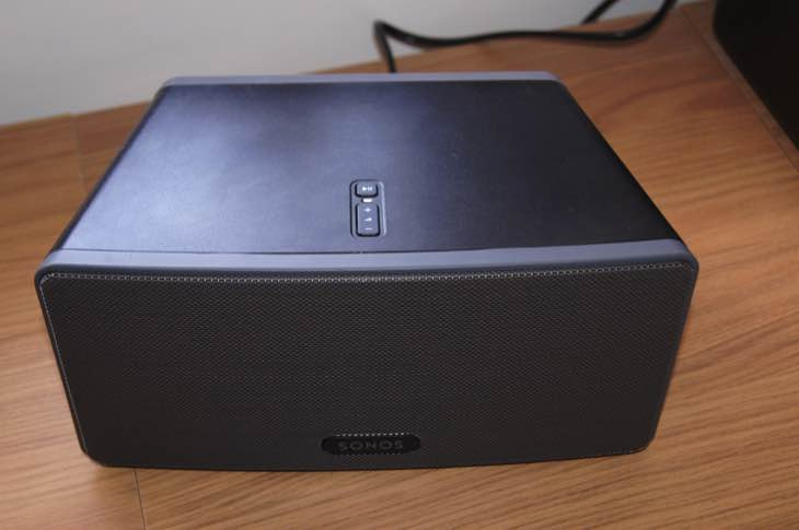 Sonos Play 3 Hands on Review 2