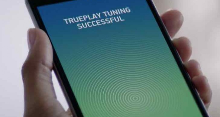 Sonos Trueplay iOS app update improves speakers sound