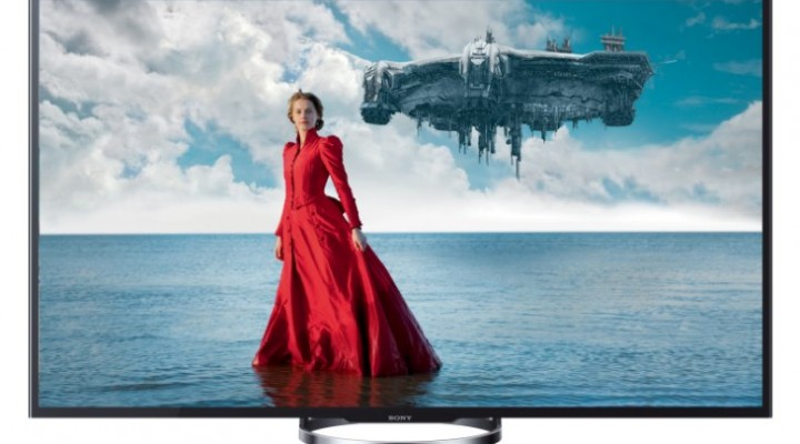 Sony 4K Ultra HD TV with Triluminos, specs for XBR55X850A