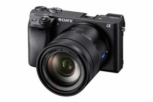 Sony A6300 available to buy in March