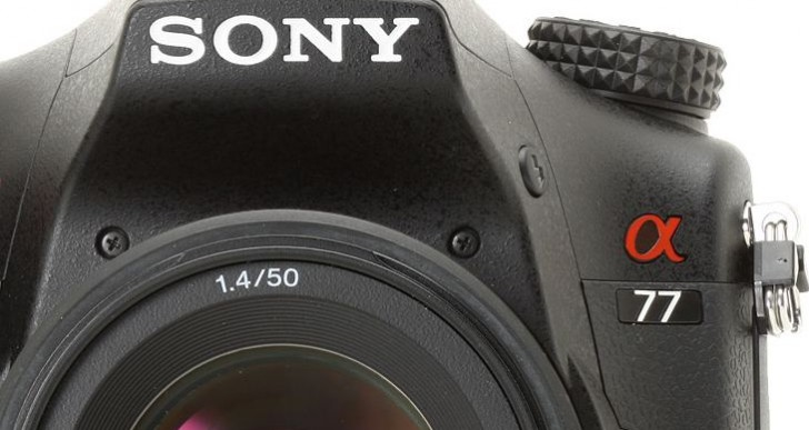 Sony a77 successor release and price reevaluated