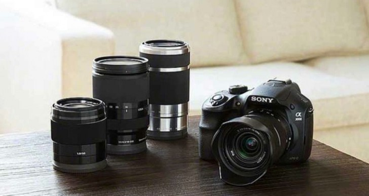Sony Alpha ILCE 3000K hands-on review roundup