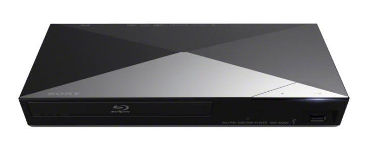 Sony BDP-S3200 Vs S5200
