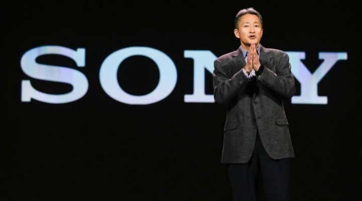 Sony CES 2015 press conference live on Ustream TV