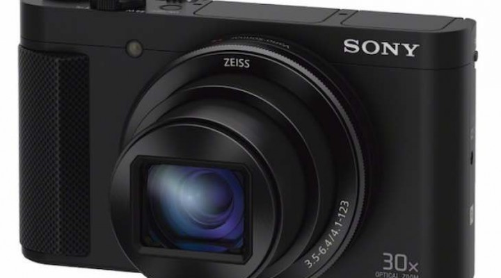 Minimal Sony Cyber-shot HX90V and WX500 differences