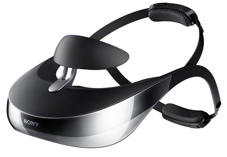 Sony HMZ-T3W personal 3D viewer to release in Nov 2