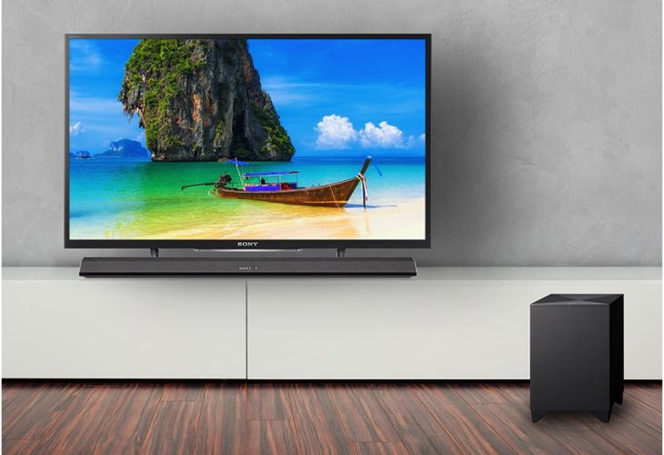 Sony HTCT770 2.1ch soundbar review of specs