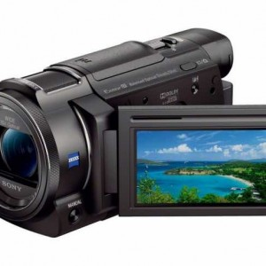 Sony Handycam quartet from CES 2015 lineup
