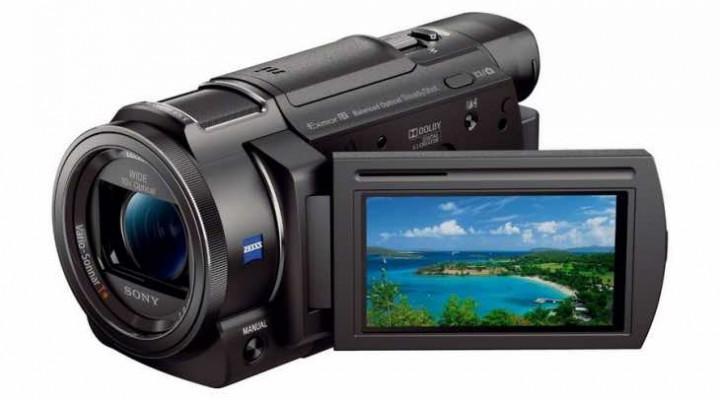 Sony Handycam quartet from CES 2015 lineup