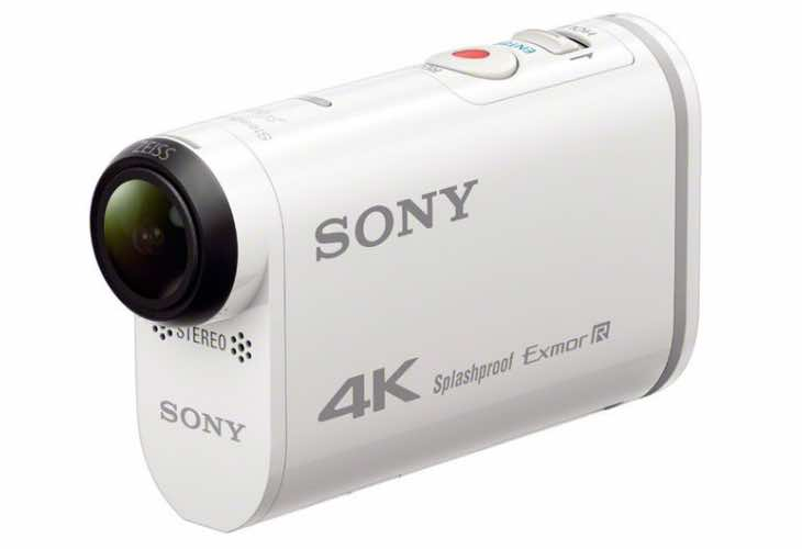 Sony Handycam quartet from