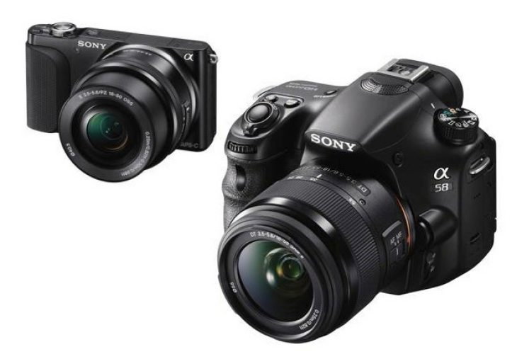 Sony NEX-3N and A58 performance review